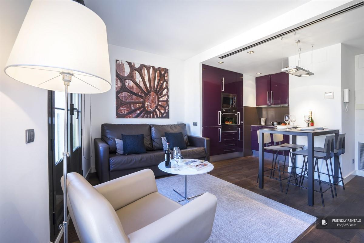 The Palau I Apartment in Barcelona