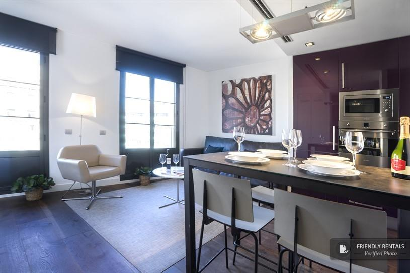 Das Palau I Apartment in Barcelona