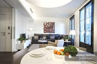 The Palau IV Apartment in Barcelona