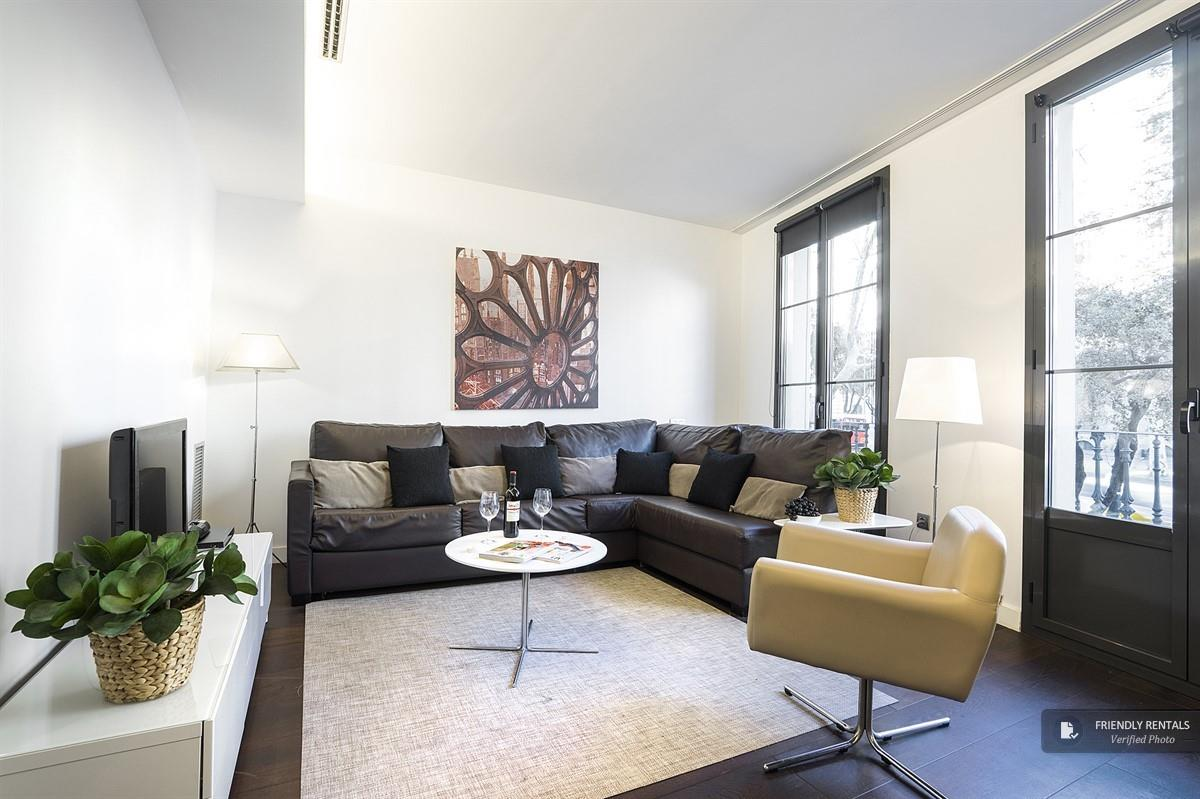 The Palau X Apartment in Barcelona