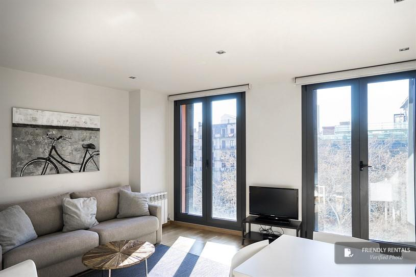 The Jardinets II Apartment in Barcelona
