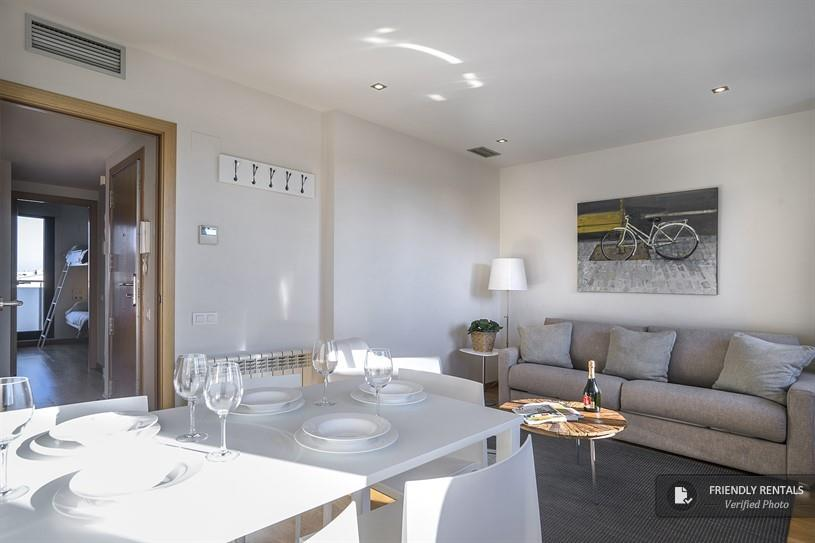 Luxury Apartment in Barcelona centre