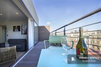 The BOK Penthouse apartment in Barcelona