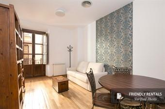 The Gran Via 1 apartment in Granada
