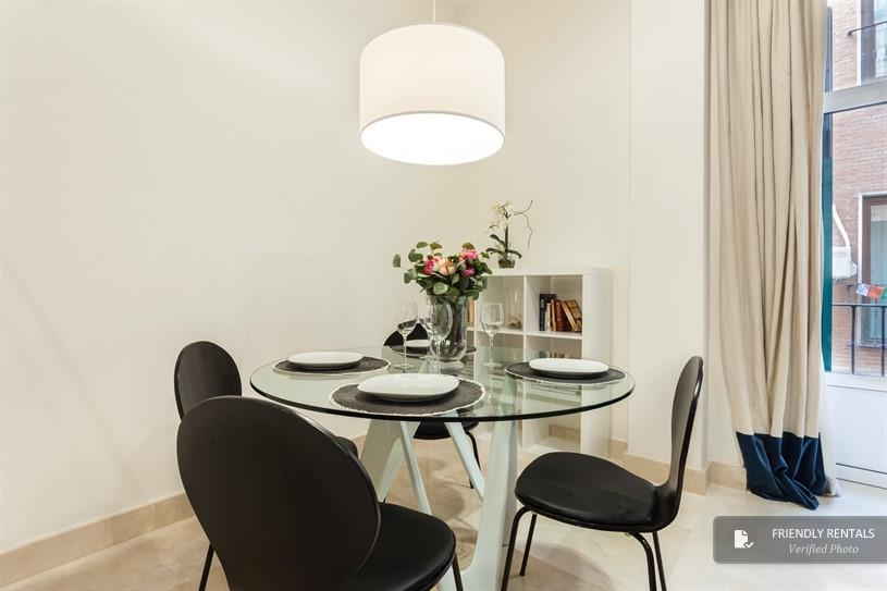 Het appartement Echegaray III in Madrid