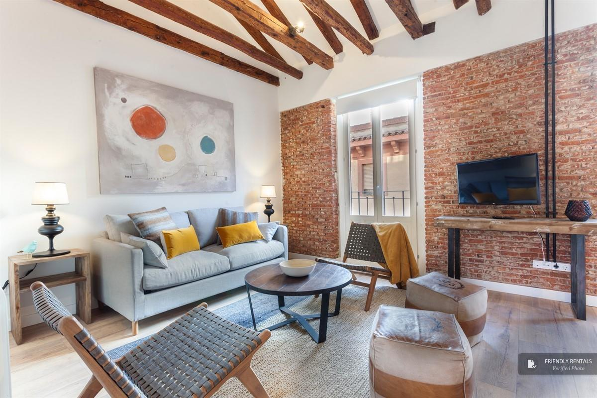 The Barn 69 Duplex apartment in Madrid