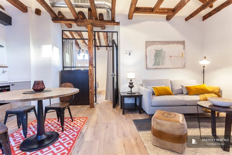 L'appartement The Barn 69 XIII à Madrid