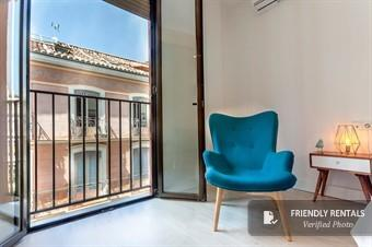 The Chueca IV apartment in Madrid