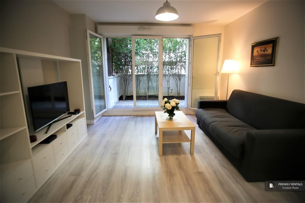 L'appartement Suresnes à Paris