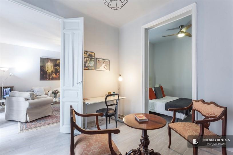 L'appartement Infante à Madrid