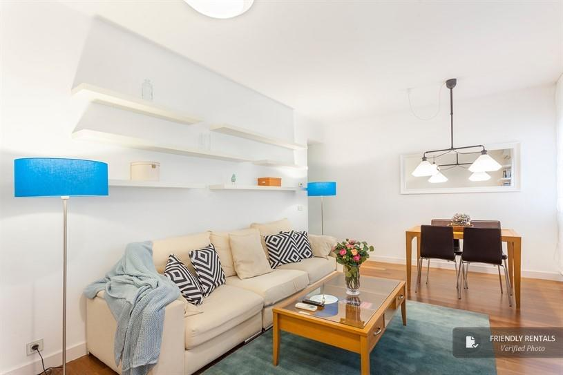 Das Apartment Monte Esquinza in Madrid