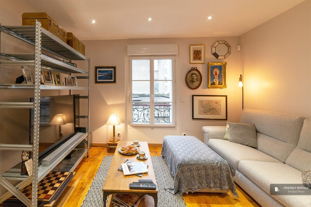 L'appartement Saint Mandé à Paris