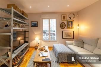 The Saint Mandé apartment in Paris