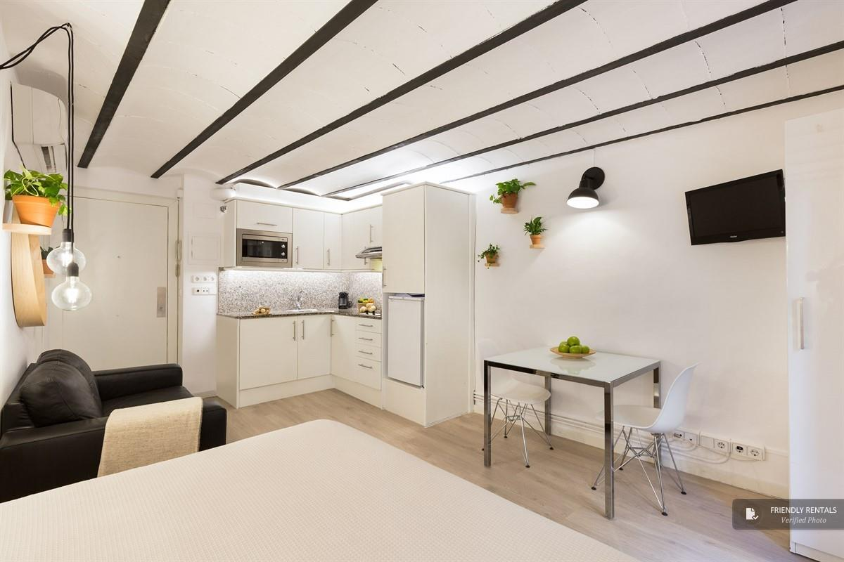 Das Born Studio 5 Apartment in Barcelona