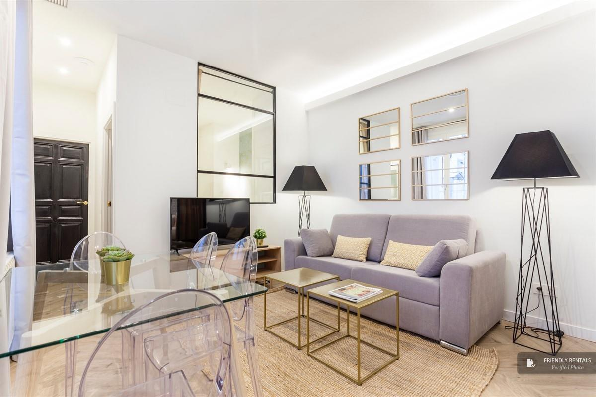 The Zoko Suites IV apartment in Madrid