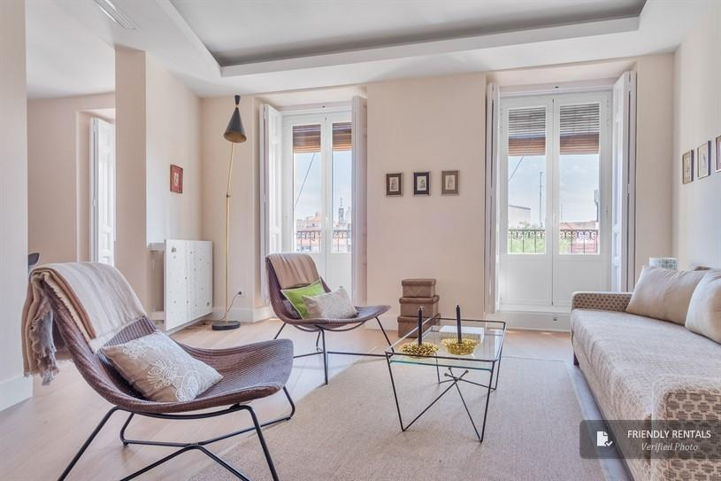 The San Andres apartment in Madrid