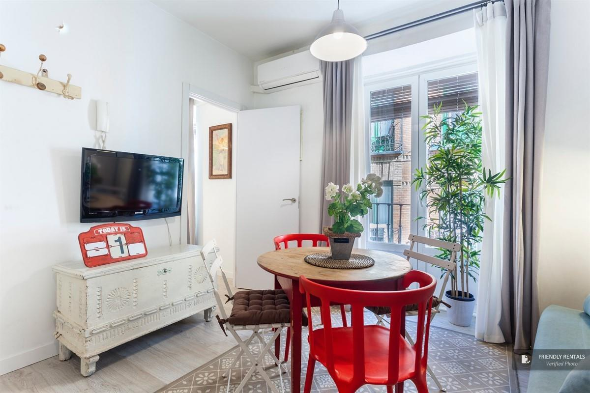 The Lindo MADrid III apartment in Madrid