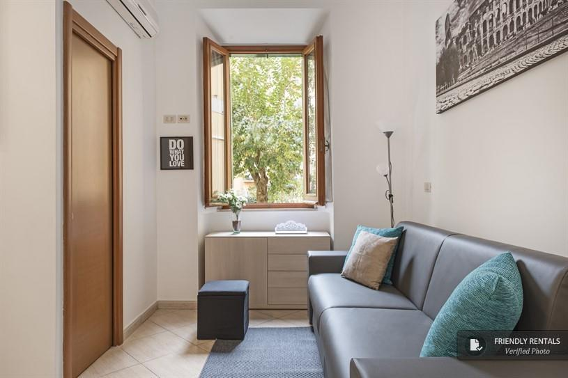 The Vivy apartment in Rome