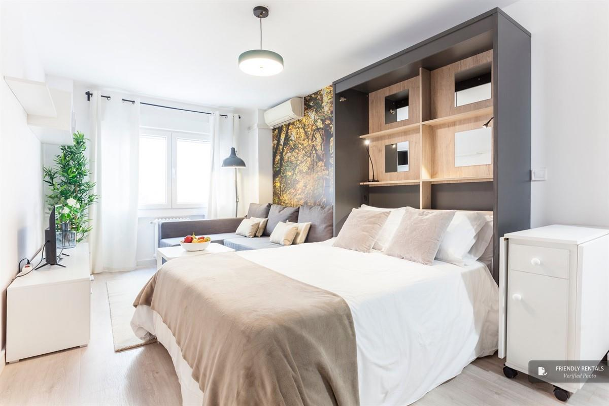 Het appartement Hortaleza Suites I in Madrid
