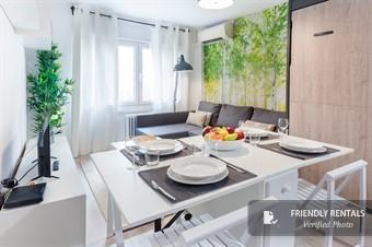 The Hortaleza Suites II apartment in Madrid