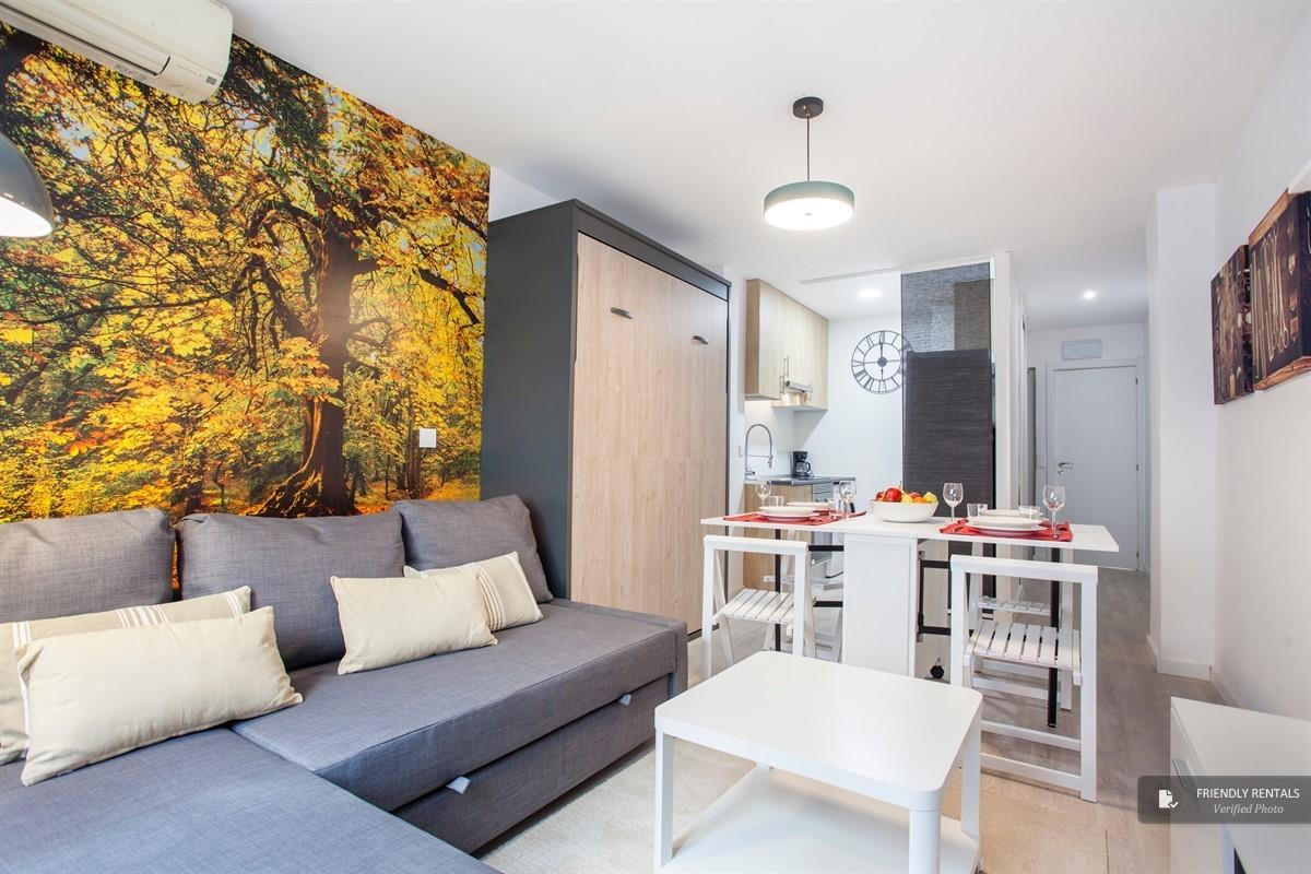 Das Apartment Hortaleza Suites III in Madrid