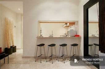 The Rousseau III Apartment in Barcelona