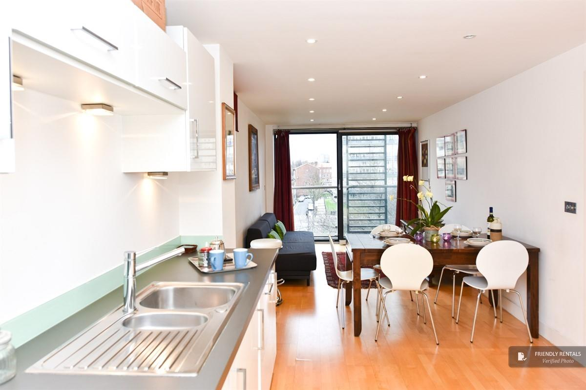 Das Bethnal Green Apartment in London