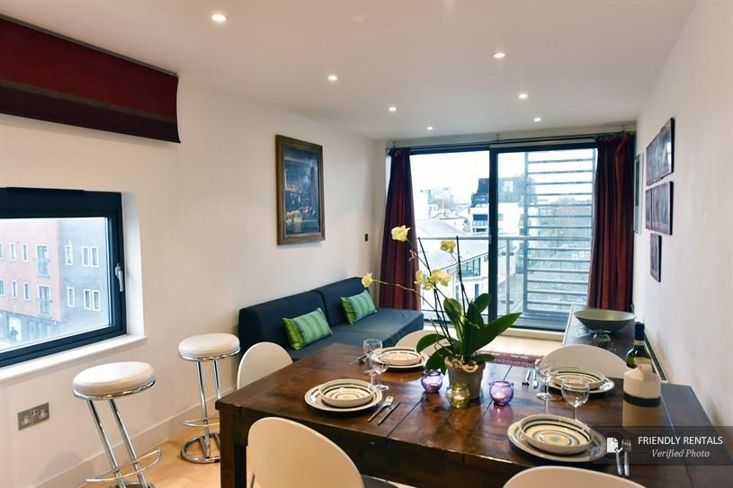 The Bethnal Green Apartment in London