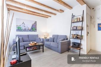 The Plaza Mayor Design apartment in Madrid