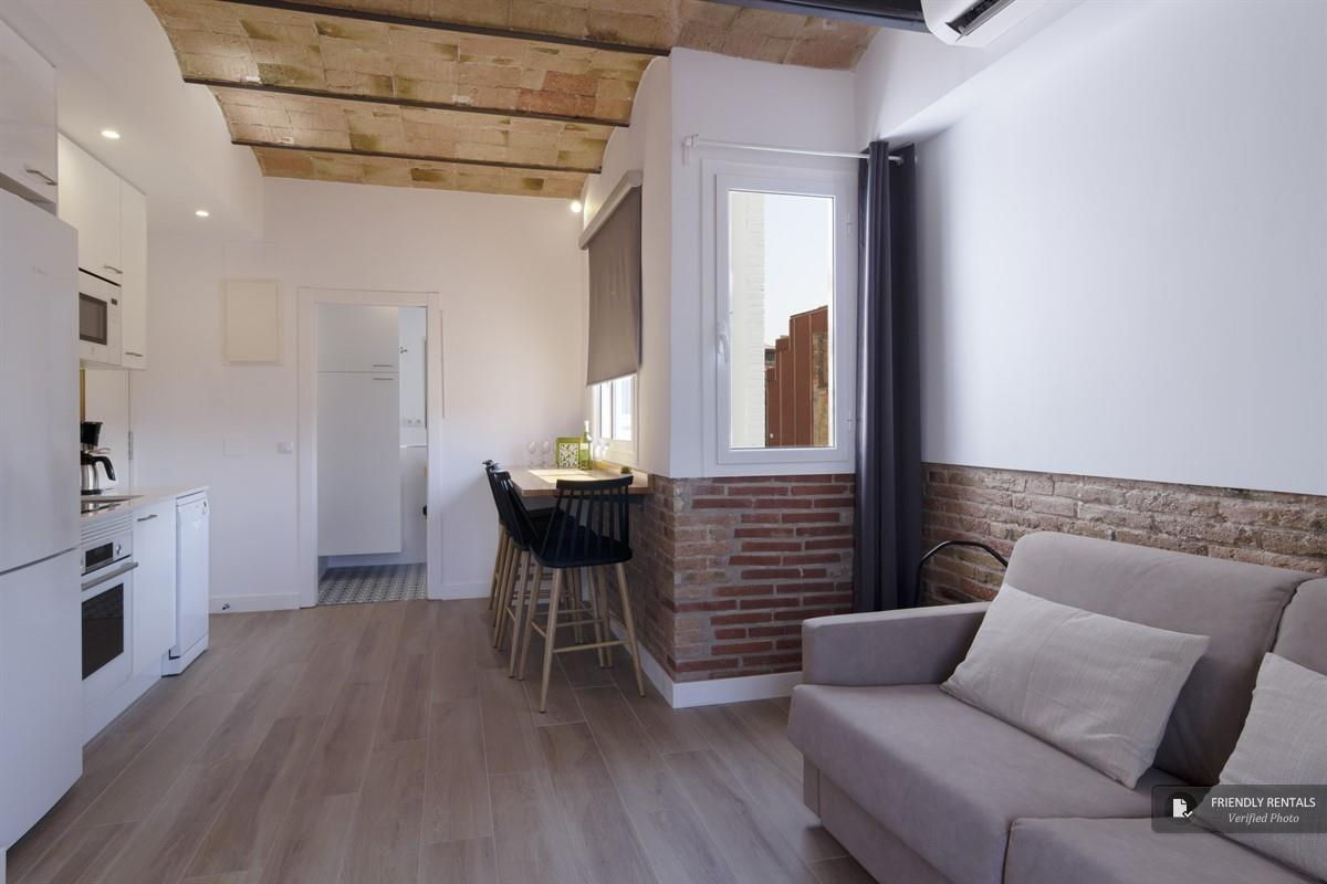 The Camp Nou VIII apartment in Barcelona