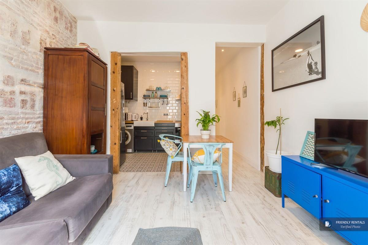 The Palma apartment in Madrid