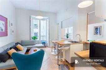 Appartement Madrazo Place