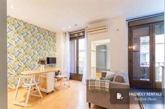 The Chueca Studio apartment in Madrid