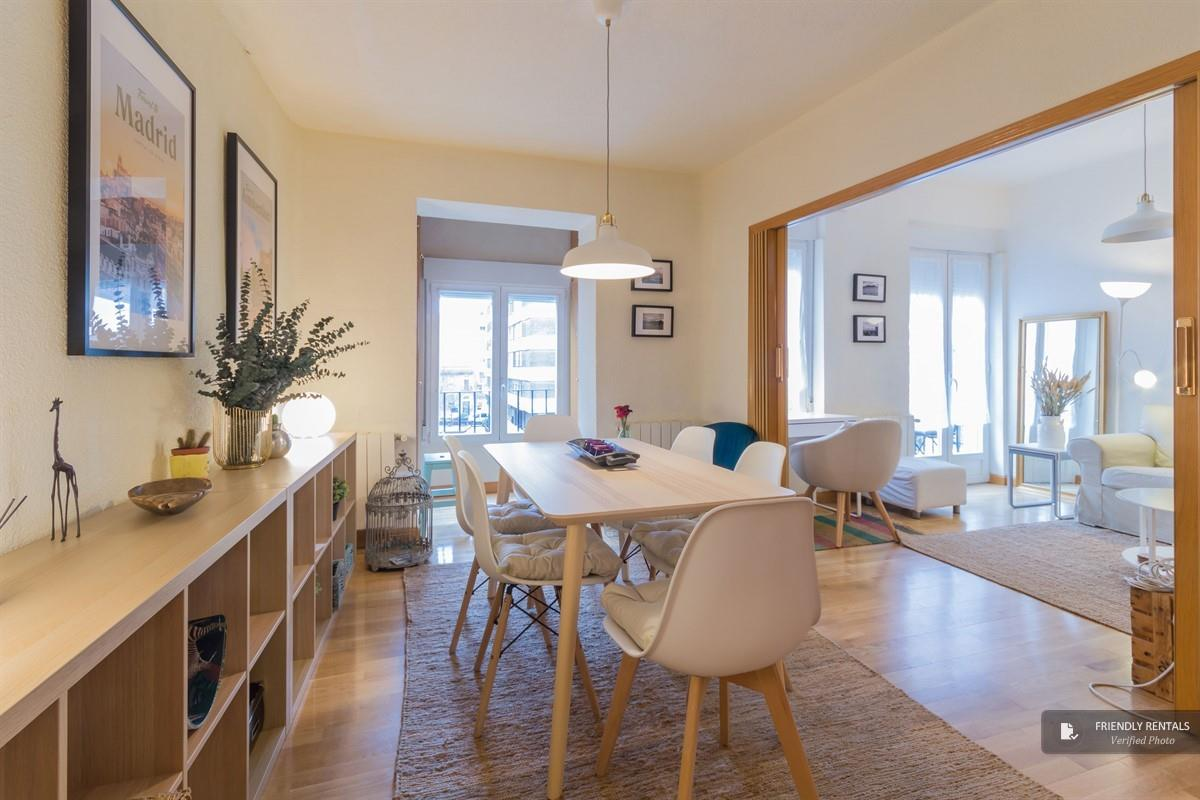 L'appartement Moncloa à Madrid