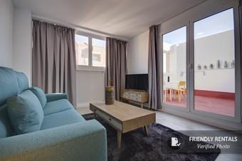 L'appartement Marina Beach 5A