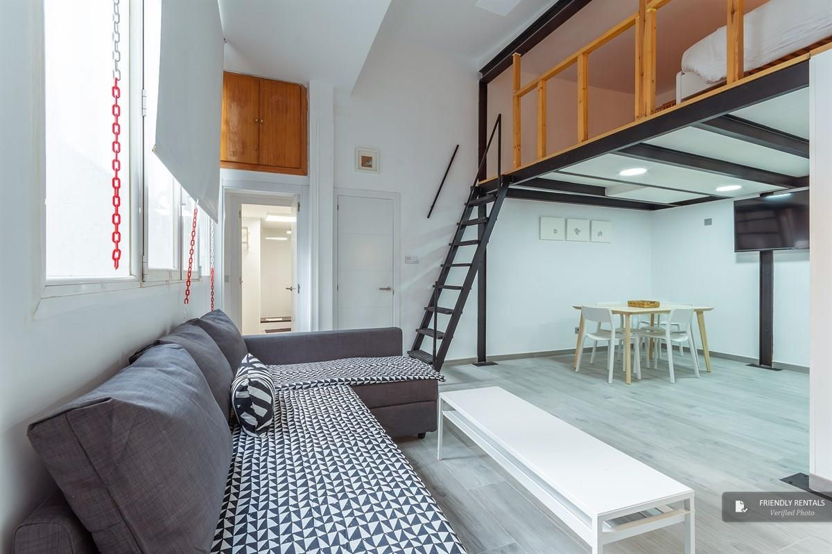 L'appartement Tirso Loft II à Madrid