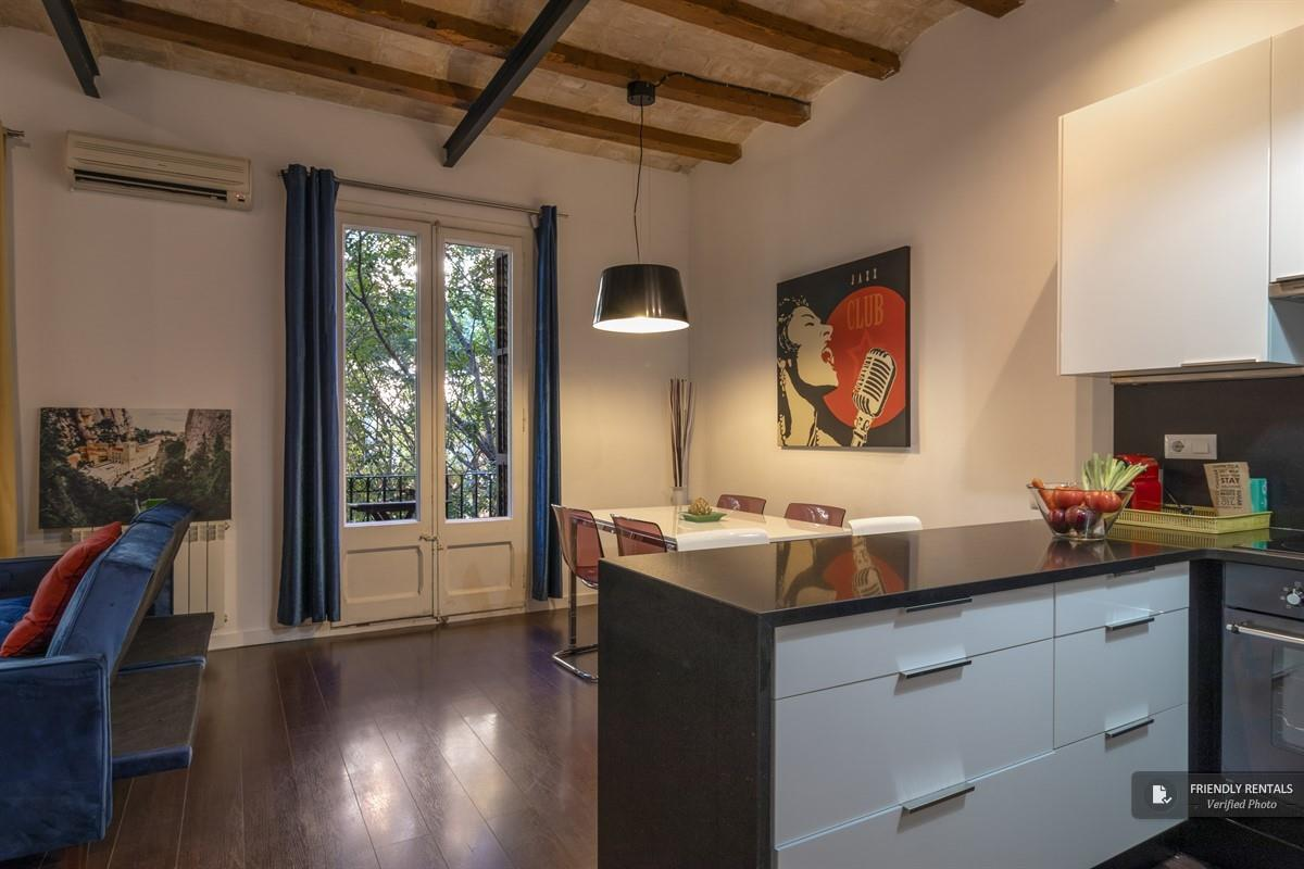 The Urban Parlament apartment in Barcelona
