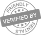 Verified by Friendly Rentals